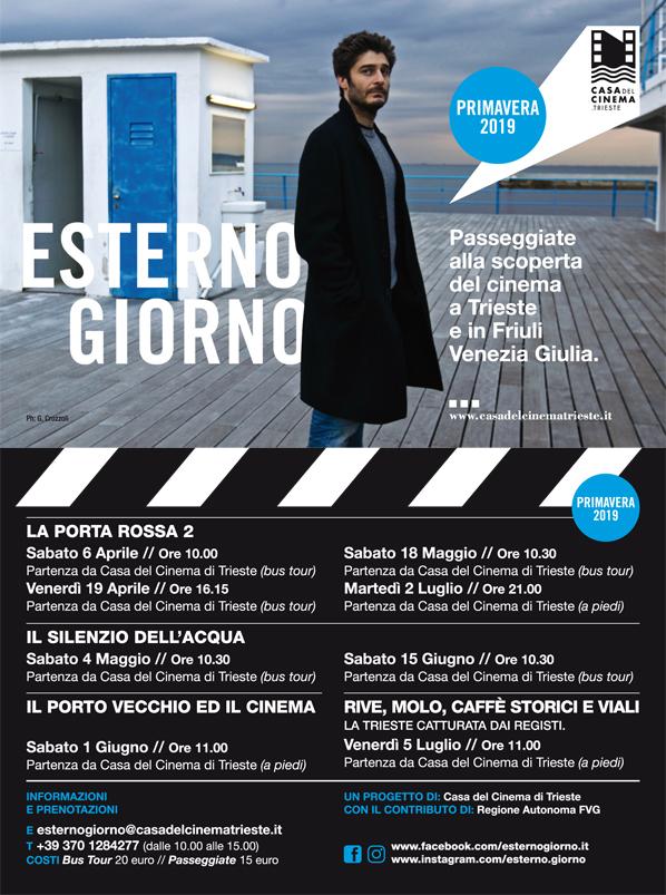 ESTERNO/GIORNO PRIMAVERA 2019