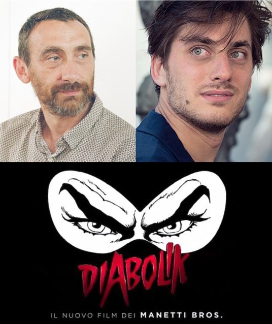 ESTERNO / GIORNO:  FILM IN PROGRESS, CON CASA DEL CINEMA SUL SET DI DIABOLIK