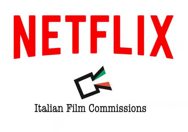 NETFLIX E ITALIAN FILM COMMISSIONS DANNO VITA AL FONDO DI SOSTEGNO PER LA TV ED IL CINEMA NELL'EMERGENZA COVID-19
